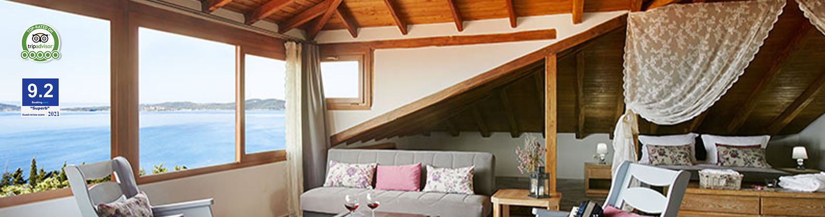 Archodiko Toliadi luxury Rooms